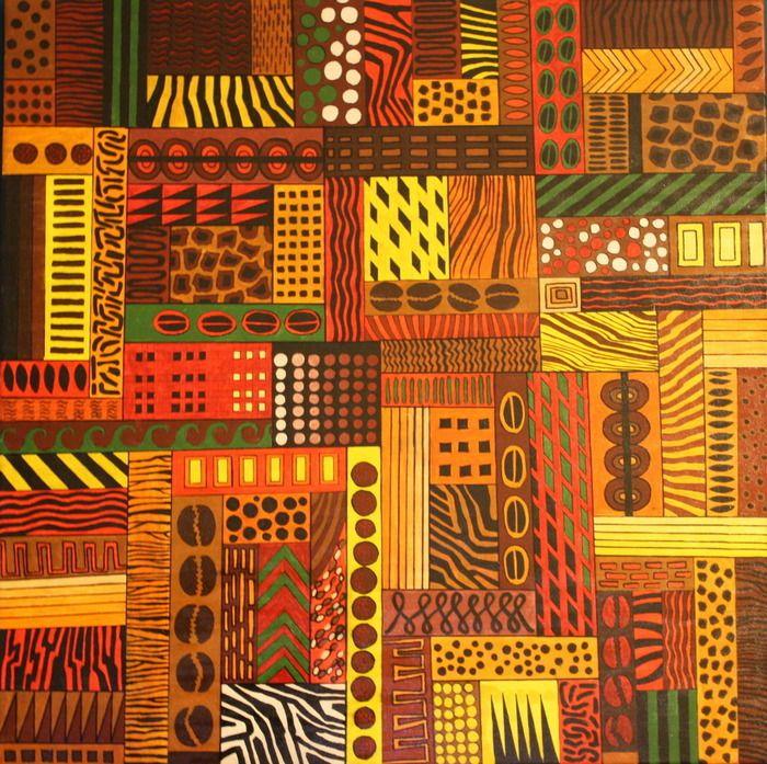 African Art Patterns