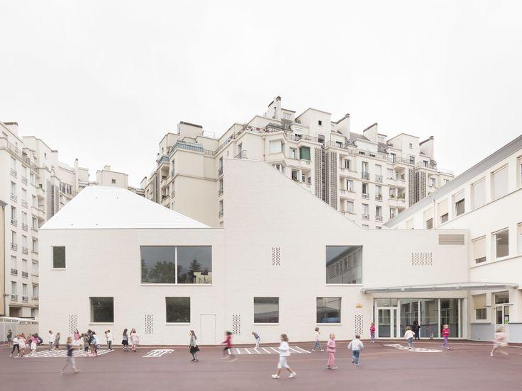 Konservatorium in Versailles von Joly & Loiret