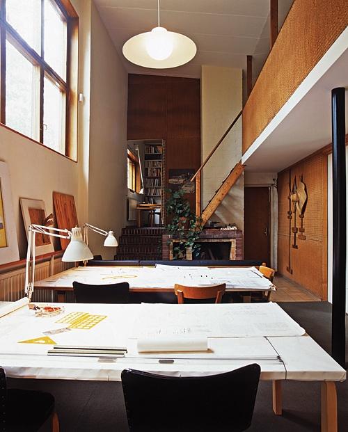 "#Aalto on #Pinterest ""The Aalto House   Helsinki, Finland   1935-36"" (Alvar Aalto is one of my favorite Architects)"