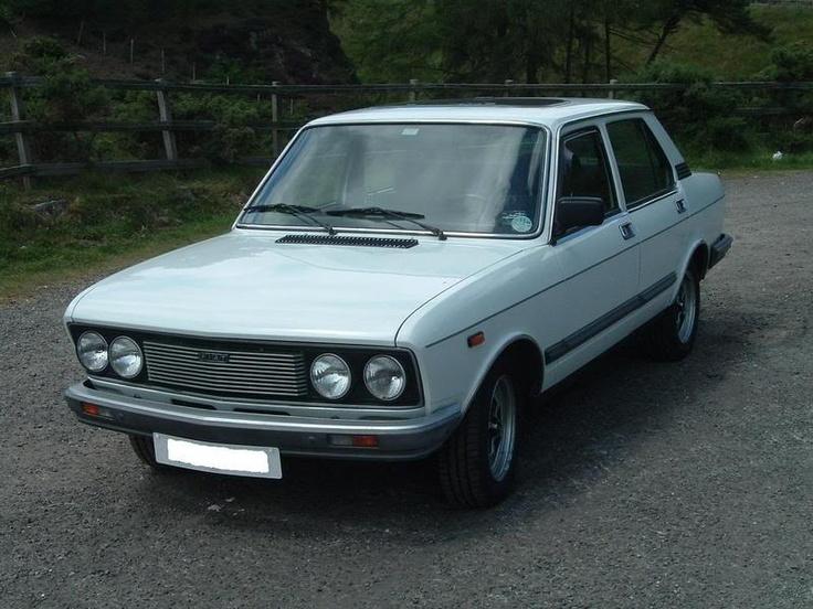 1972 Fiat 132