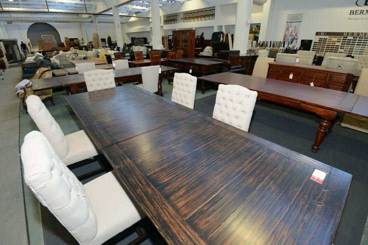 GH Johnson - Dining Room Tables & Chairs