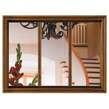 Architect Series Craftsman Light Entry Door with Glass | Pella.com