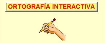 Ortografía interactiva. Recursos para trabajar las normas ortográficas. Lengua castellana