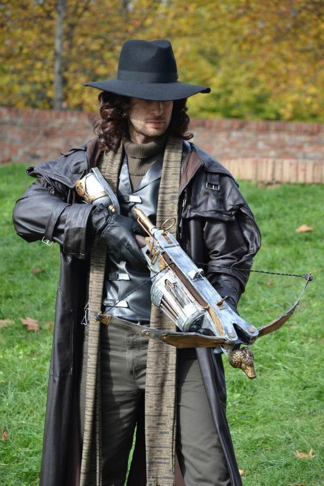 Van Helsing cosplay by ilPas.deviantart.com on @deviantART