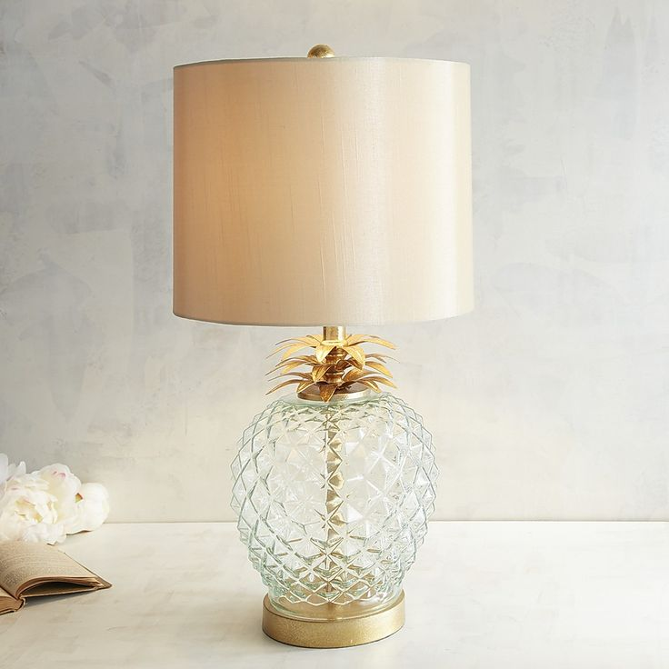 The 25+ Best Pineapple Lamp Ideas On Pinterest