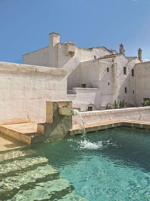 decordemon: Masseria Le Carrube, An old farm transformed into a charming hotel