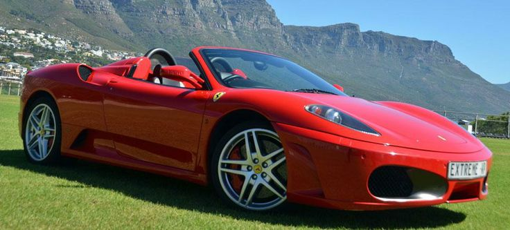 Hire a FERRARI.FERRARI 430 SPIDER CABRIOLET hire in Cape Town South Africa. We offer a wide range of Luxury Car Hire available to choose from.