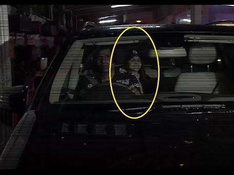 Alia Bhatt and Varun Dhawan spotted at Sunny sound recording studio in Juhu Mumbai.