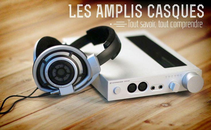 Un ampli Casque, ça sert à quoi? | On vous donne quelques éléments de réponse ! |  #headphone #CasqueAudio #Casque #Ampli #Amplificateur #Audio #Musique