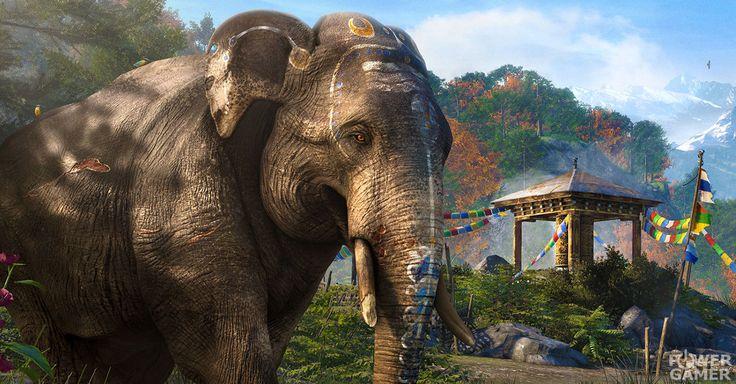 Far Cry 4 – The Mighty Elephants of Kyrat Trailer http://www.powergamer.se/2014/09/16/far-cry-4-the-mighty-elephants-of-kyrat-trailer/ #FarCry4 #UbiSoft
