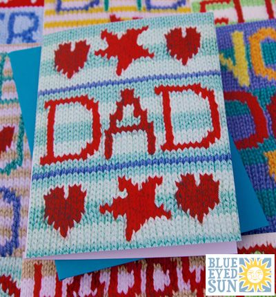 Knit Wit for Fathers Day