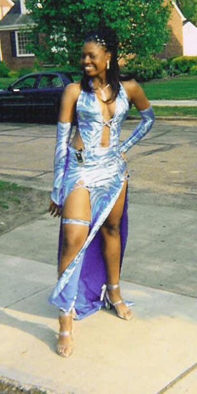 Ghetto Prom Dresses In The Hood