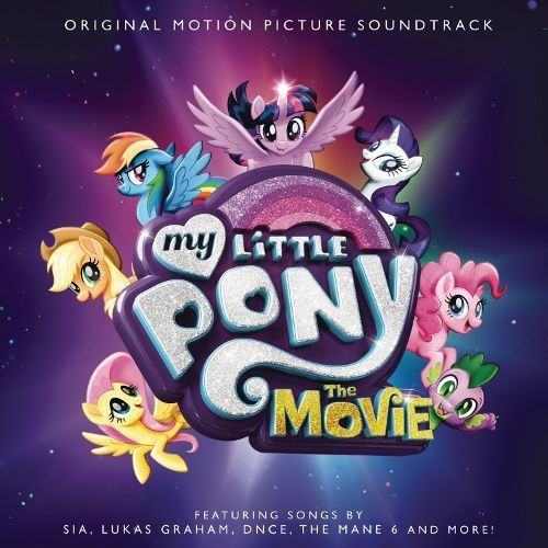 My Little Pony: The Movie [2017] [Original Motion Picture Soundtrack] [CD]