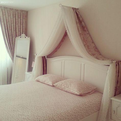 Büşras neue Rahmen aus ihrem nostalgisch inspirierten Haus.