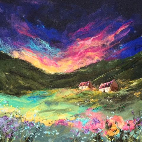 _Rose-Sunset by Moy Mackay