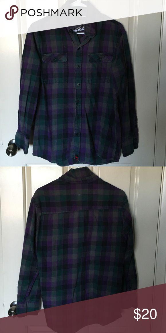 Selling this Checker print flannel on Poshmark! My username is: britokayyyy. #shopmycloset #poshmark #fashion #shopping #style #forsale #Other