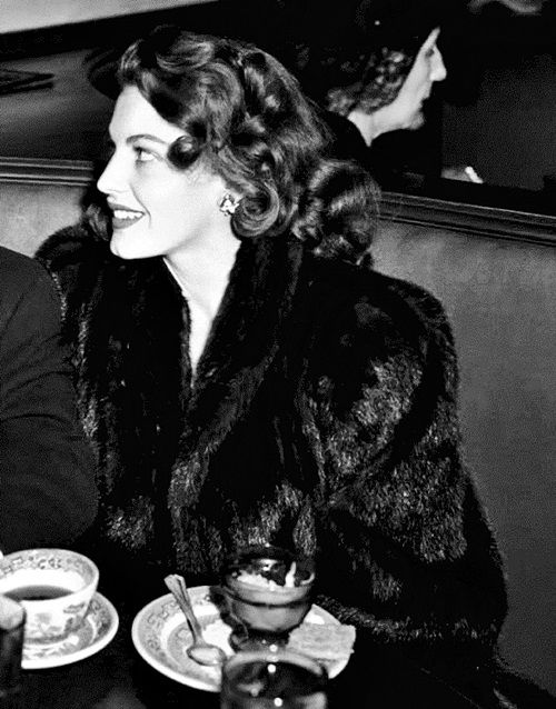 Ava Gardner - no one like her, then or now