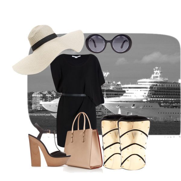 """Now, voyager"" by lalasfashiondreamworld on Polyvore"