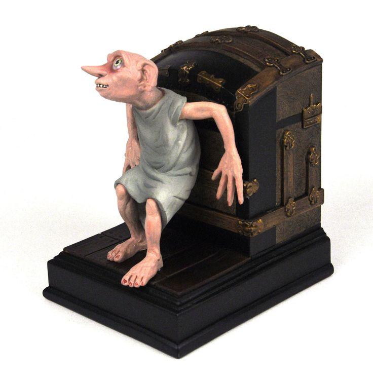 Harry Potter - Dobby the Elf Bookend | Geek Armory
