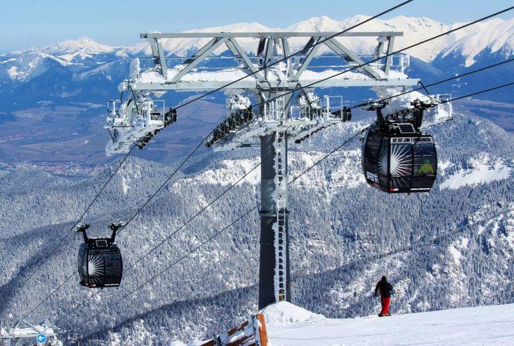Jasna ,Low Tatras