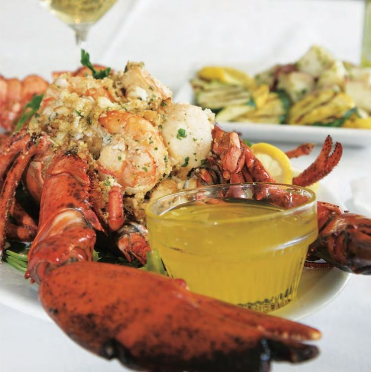 Baked Stuffed Lobster | Cape Cod LIFE