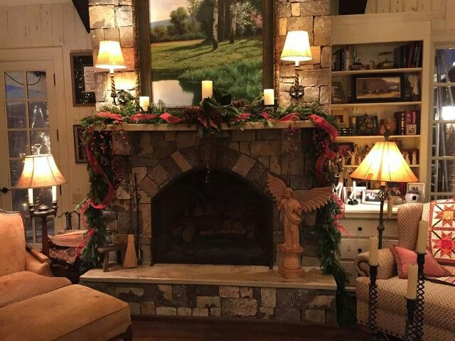 Diy Fireplace Decor