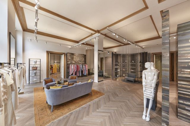 Max Mara Celebrates Opening of First Flagship in Vienna