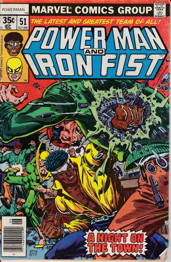 Will book of iron fist