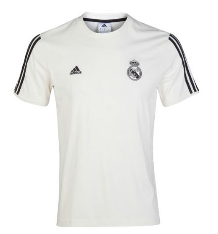 real madrid core t-shirt white Real Madrid Official Merchandise Available at www.itsmatchday.com