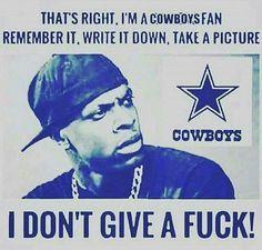 #CowboysLol                                                                                                                                                                                 More