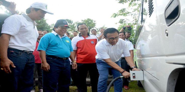 Pemerintah Kota Denpasar melalui Badan Lingkungan Hidup (BLH) Kota Denpasar meluncurkan bahan bakar biodessel ramah…