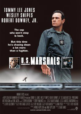 U.S. Marshals (1998). Something about this movie and The Fugitive that i love so much.
