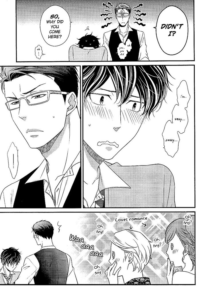 Hinekure Chaser 4 Read Hinekure Chaser 4 Online Page 12 Shoujo Manga Manga Love Yuri Manga