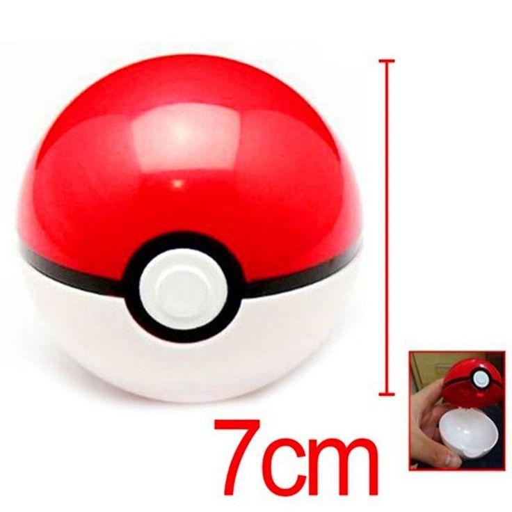 13 Color Pokemon Ball Figures ABS Anime Pokemon Toys