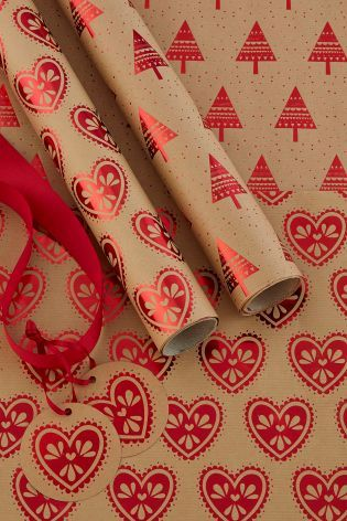 Buy Christmas Wrapping Paper Online
