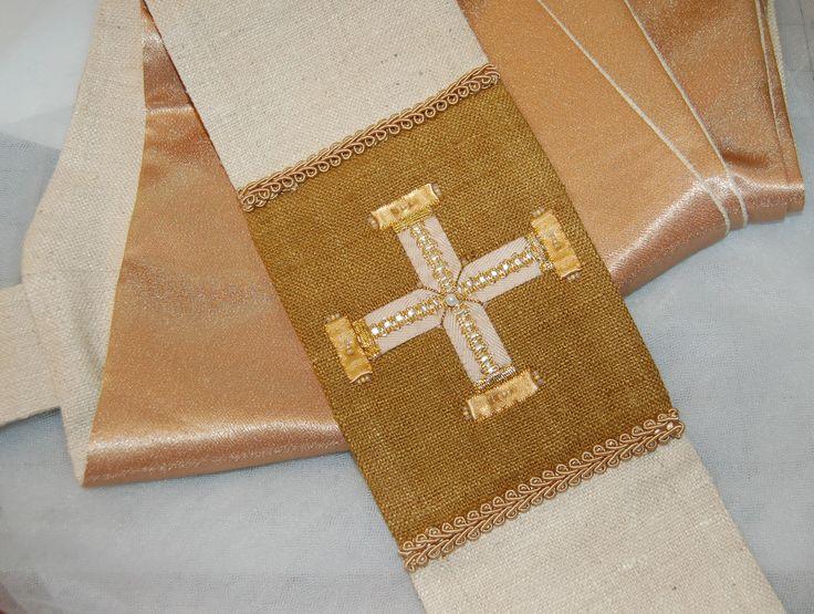 Deacon's Stole, Cross Adornment 1.15.17