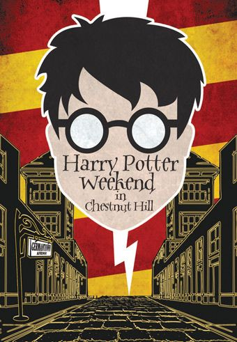 Harry Potter Weekend Returns To Chestnut Hill October 18-19! To Once Again Transform The Neighborhood Into Diagon Alley With A Quidditch Tournament, Harry Potter Pub Crawl And Much More
