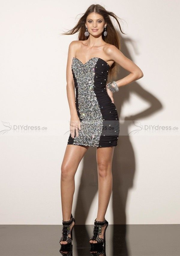 26 besten Cocktail Dresses Bilder auf Pinterest | Ausschnitt, Für ...