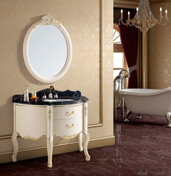 Muebles de ba o hecho con muebles antiguos buscar con - Muebles bano clasicos ...