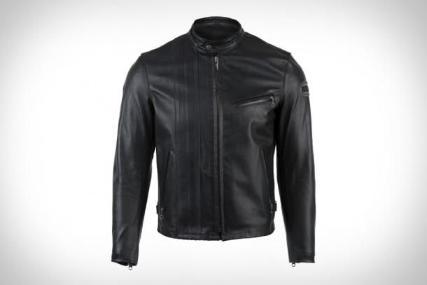 Limited-Edition 60-Year Motorcycle Jacket, by Bell and Schott | Baxtton