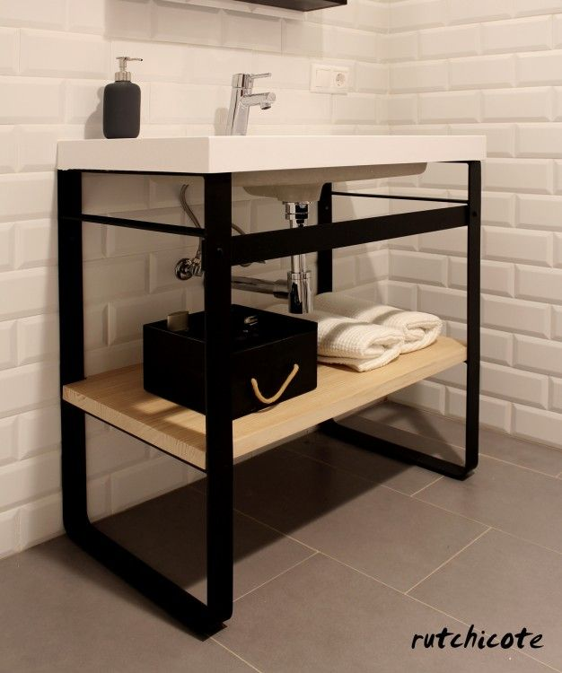Diseño de mueble de baño