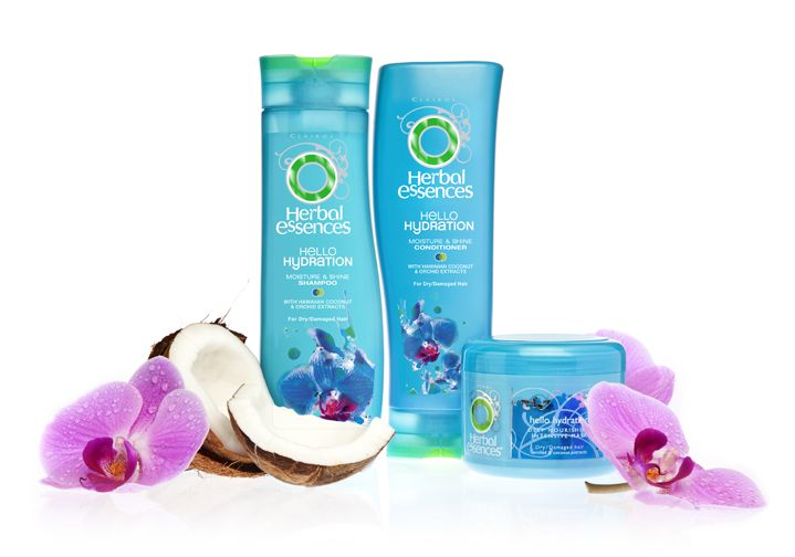 herbal essences kroeshaar conditioner shampoo