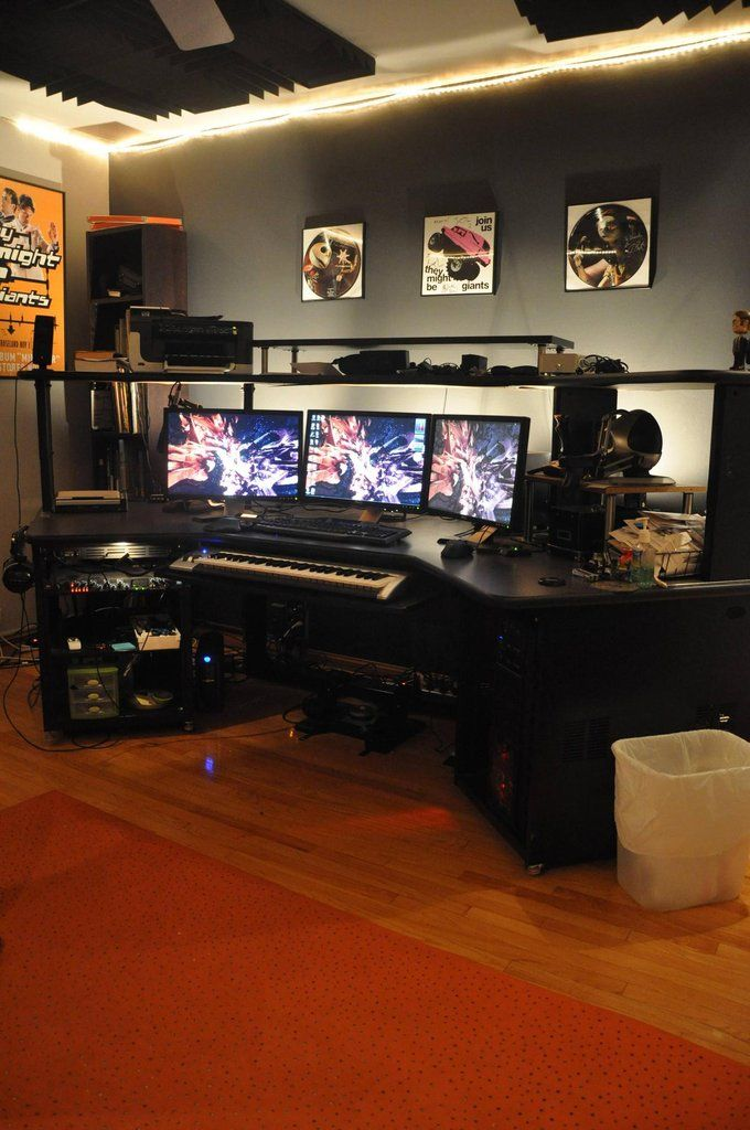 264 best Every Guy Needs a Gaming Room images on Pinterest