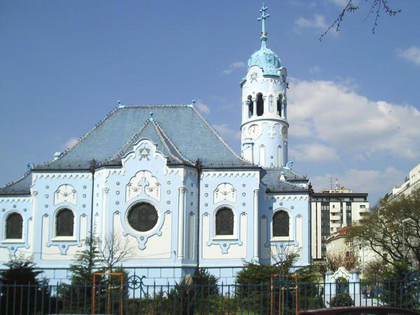 Blaue Kirche
