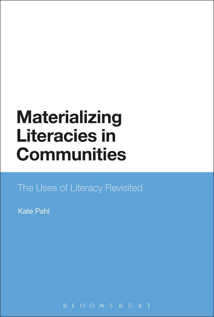 Materializing Literacies In Communities (eBook) In 2020