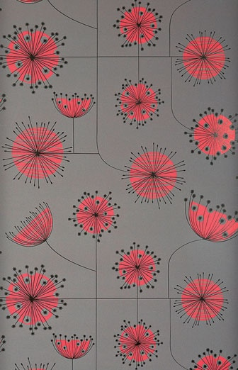 Miss Print - Dandelion Mobile: Designs Patterns, Idea, Patterns Elements Textures, Design Interiors, Ethnic Patterns Zentangle, Pattern Print, Flower, Patterns Prints