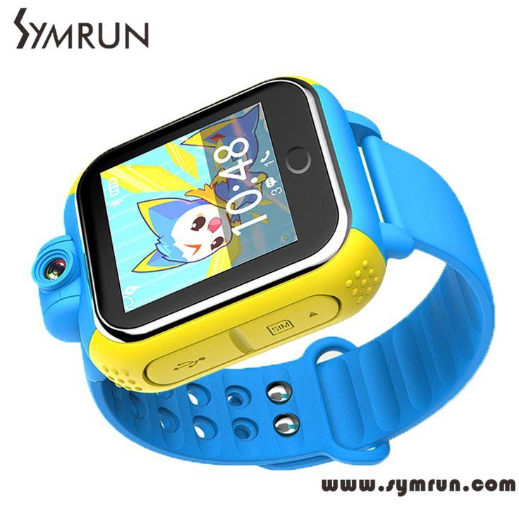 Symrun Smart Bluetooth Uhr Sos-ruf Event Erinnerung Smartwatch Jungen Mädchen Gps Uhr Für Ios Android Uhr Telefon 3G Sim //Price: $US $50.29 & FREE Shipping //     #smartwatches