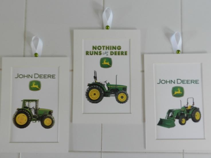 John Deere Wall Decor : Best images about boys room on john deere