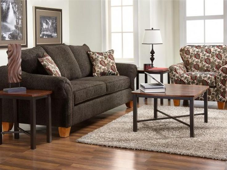 Living Room  Hughes  Cannon Coordinates With 3020 Chair. Available In Quick  Ship Program.