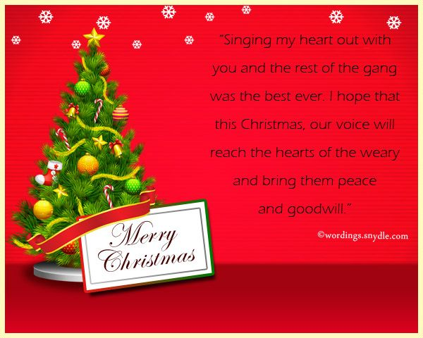 Christmas Messages for Friends on Facebook Wordings and Messages ...